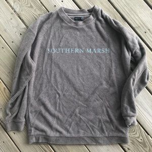 Southern Marsh sweatshirt size S